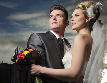wedding videography north wales