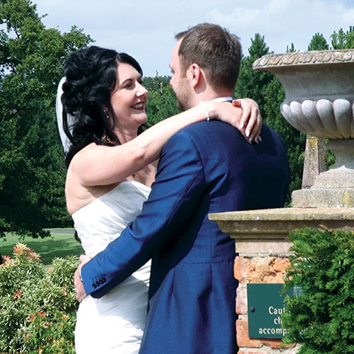 Emma & Richard Wedding Video Cheshire 1