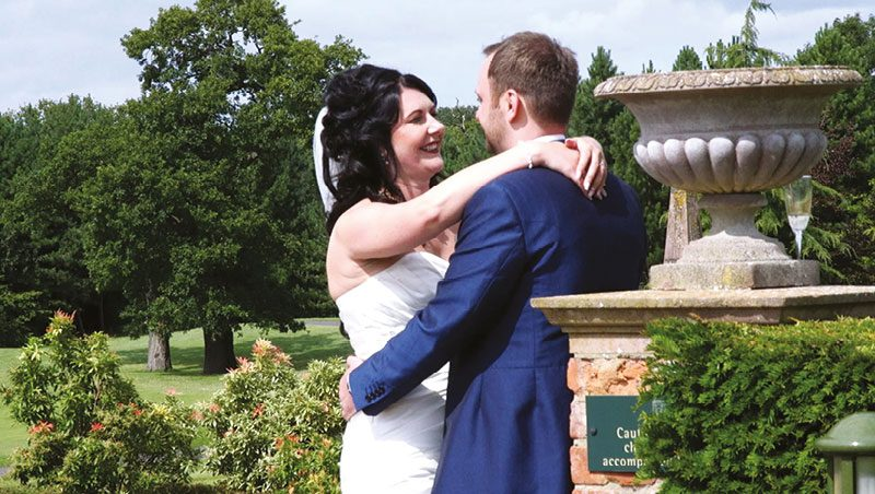 Emma & Richard Wedding Video, Carden Park – Cheshire