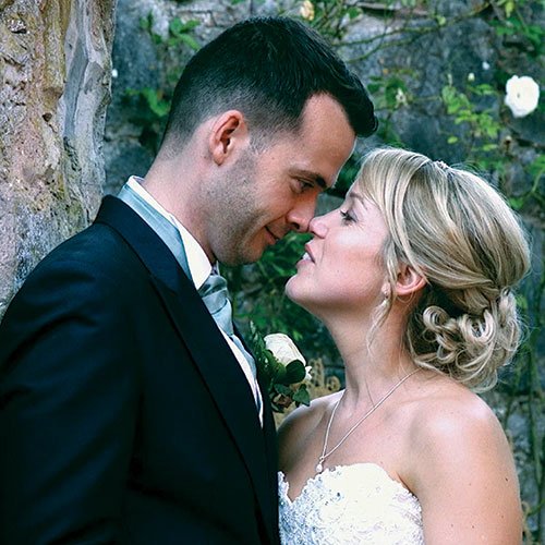 Lyndsey & Tom Wedding Video Denbighshire Ruthin Castle 2
