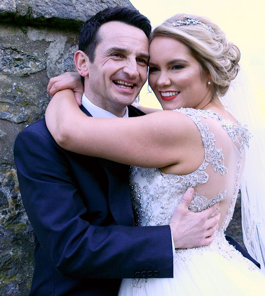 Roisin and Gary Wedding Video Anglesey North Wales 1