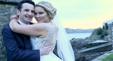 Roisin and Gary Wedding Video Anglesey North Wales 3
